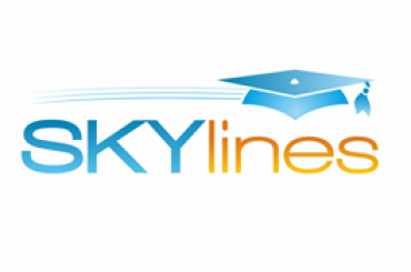 Logo of Skylines, Educational Agent