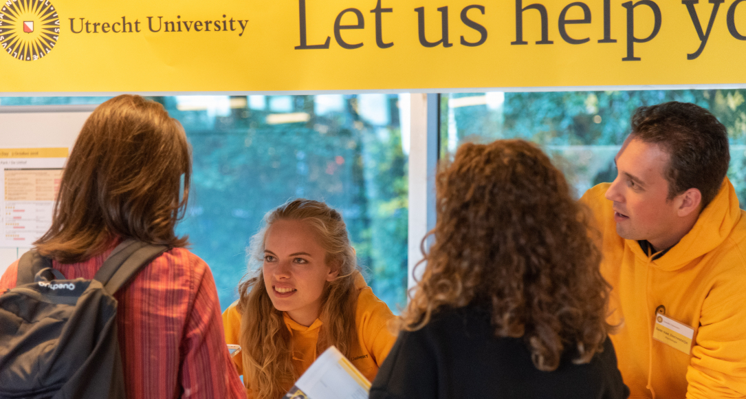 UU Master's Open Day Oct 2018