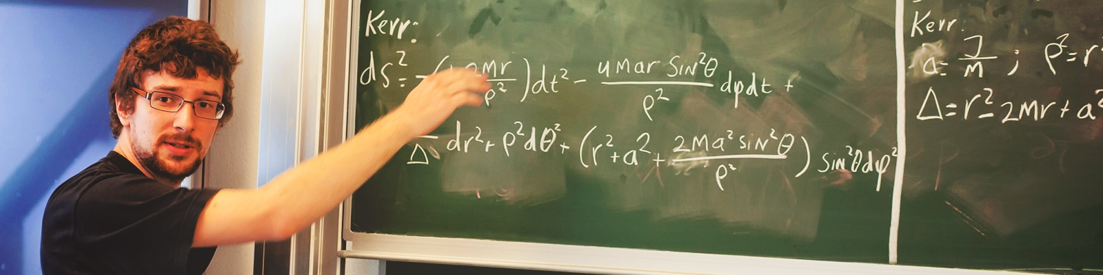 Master's programme Theoretical Physics