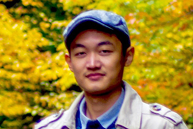 Chunrong Zao, former student Religious Studies