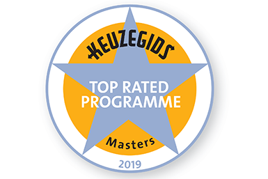 Keuzegids Masters 2019 Top Rated Programme