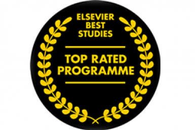 Elsevier Best Studies Top Rated Programme