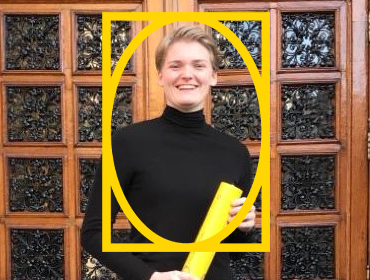 Profile picture Anneleen Mesker, student International Relations in Historical Perspective