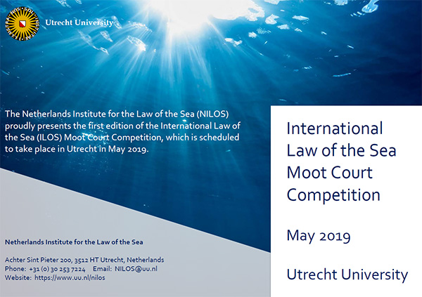 Law of the sea moot court competition utrecht university - Utrecht university international office ...