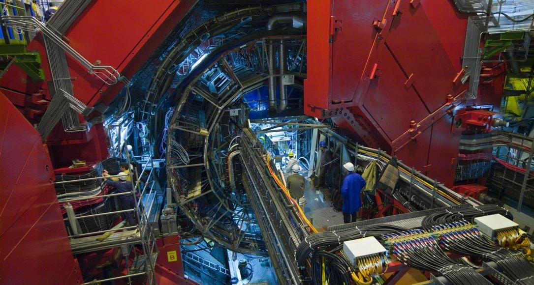 Alice Institute for Subatomic Physics