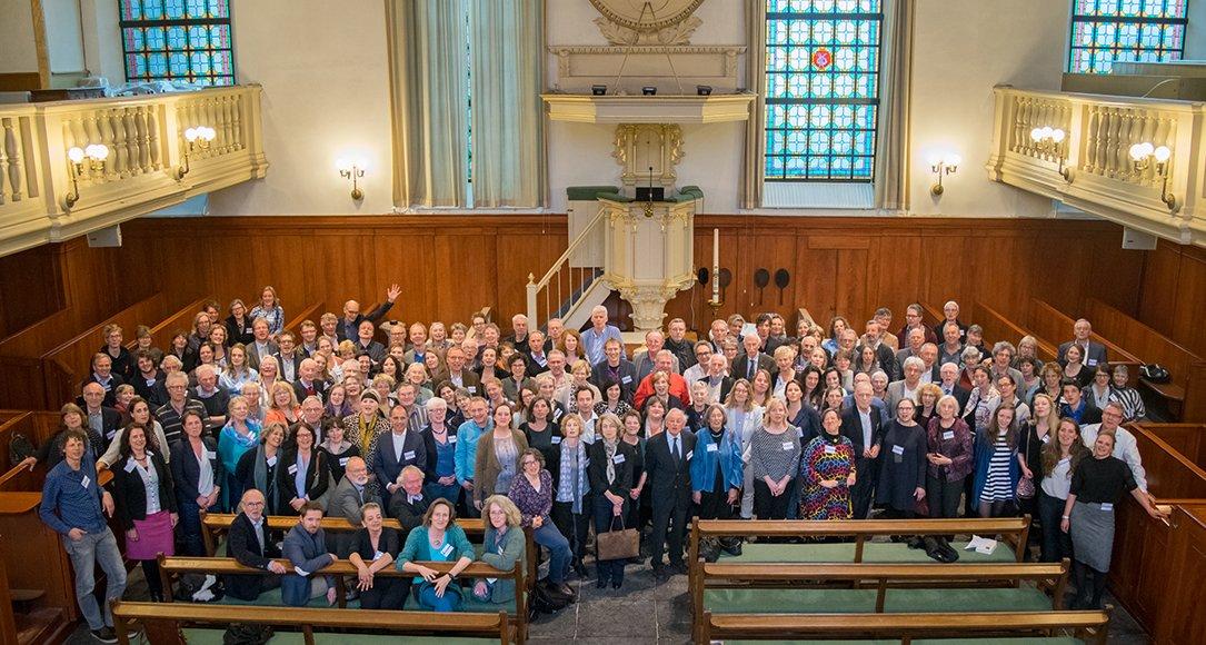 200 jaar Utrechtse neerlandistiek. Foto: Ykwinno Hensen