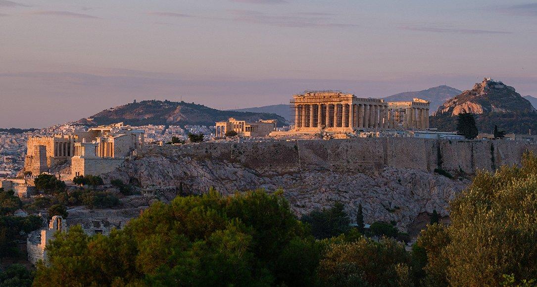 Acropolis © National Geographic/Servaas Neijens