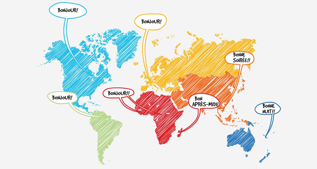 Frans, een wereldtaal
