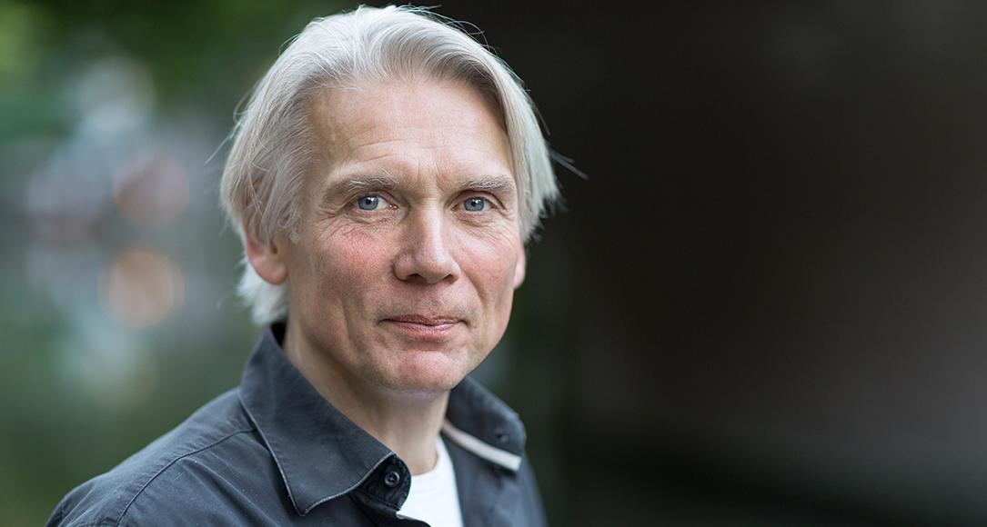 Portret van Jan Haarhuis.