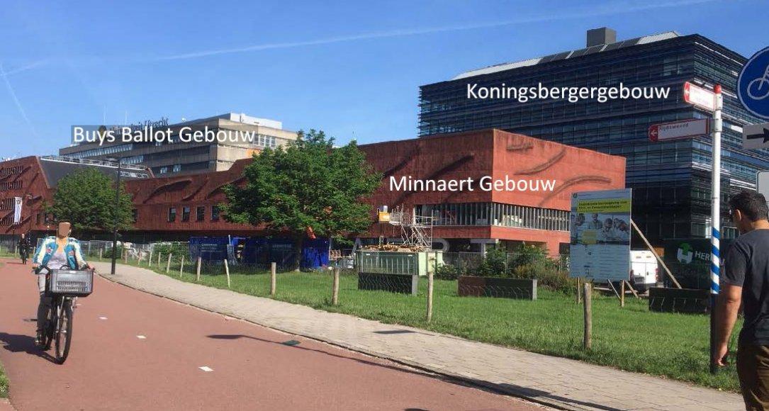 gebouwen noordwesthoek