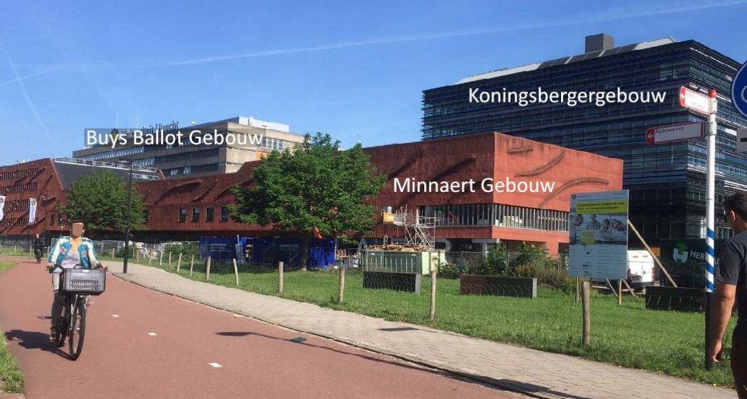 buildings northwest corner