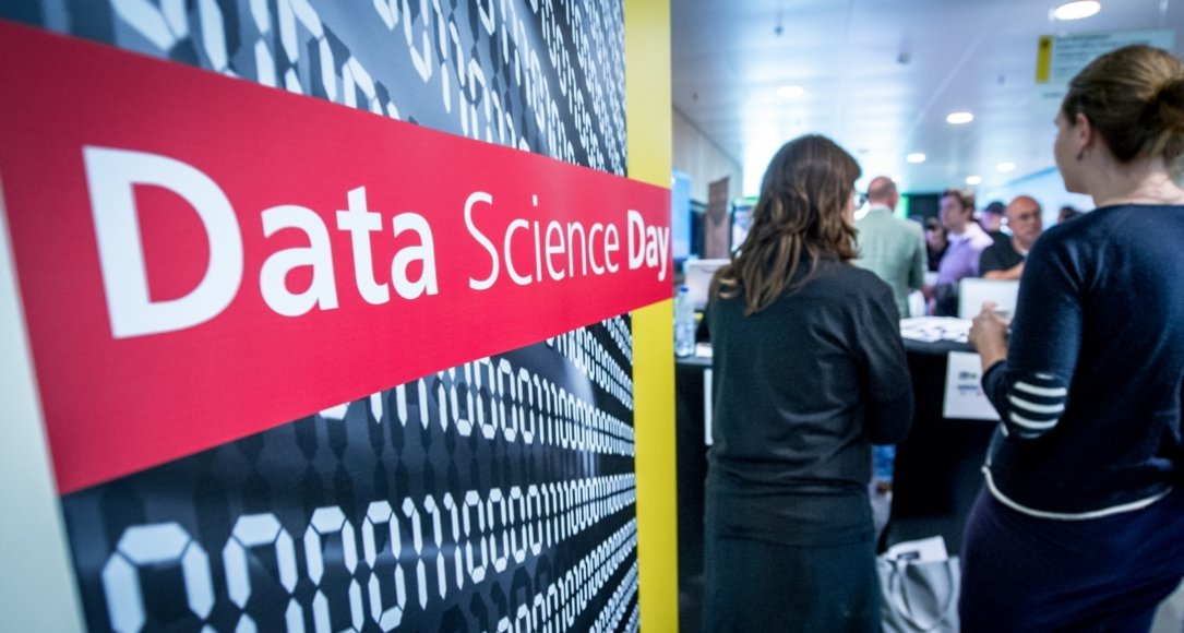 Picture of the event 'data science day'