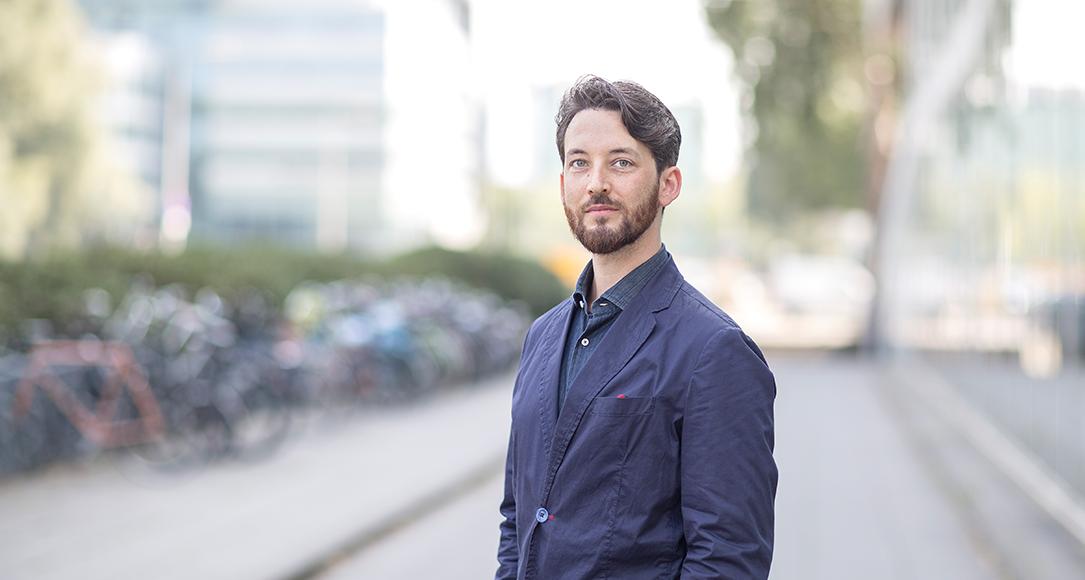 Dr Daniel Oberski, universiteitshoogleraar bij Sociale Wetenschappen.