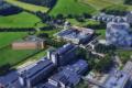 Luchtfoto van het Utrecht Science Park