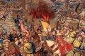 16e-eeuws wandtapijt met een voorstelling van de Slag bij Pavia op 24 februari 1525
