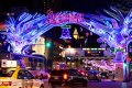 Christmas Light Up at Orchard Road - Photo: Esther N.R. Berg