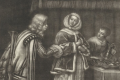 The refused letter, Wallerant Vaillant, after Gerard ter Borch (II), after Jan de Bisschop, 1668-1677- 1677. © Rijksmuseum, Amsterdam