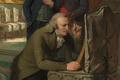 De kunstgalerij van Jan Gildemeester Jansz, Adriaan de Lelie, 1794-1795. Bron: Rijksmuseum