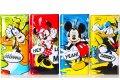 Disney figuren: Goofy, Minnie Mouse, Mickey Mouse en Donald Duck © iStockphoto.com