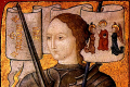 Joan of Arc (between 1450 and 1500). Source: Wikimedia Commons