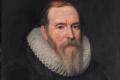 Johan van Oldenbarnevelt (1547–1619) – Michiel van Mierevelt. Bron: Rijksmuseum.nl