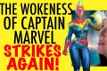Screendump van YouTube: Captain Marvel: A Constant Feminazi Propaganda Story
