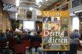 Feestelijke presentatie van het themanummer van Madoc. Foto facebook.com/tijdschriftmadoc
