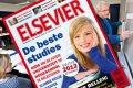 Zeven bachelors Geesteswetenschappen op nummer 1 in Elsevier's 'De beste studies'