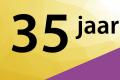 Banner lustrumfeest Biomedische wetenschappen