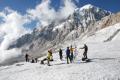 Pasang Sherpa, Tuomo Salorante,  Walter Immerzeel, Inka Koch, Jakob Steiner