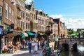 Vismarkt in Utrecht