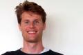 Drian van der Woude, PhD-kandidaat van het Institute for Theoretical Physics.