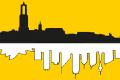 De skylines van Utrecht en Sydney