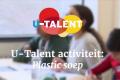 U-Talent activiteit Plastic Soep