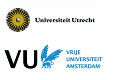logo's UU en VU onder elkaar