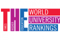 logo World University Rankings van Times Higher Education