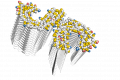 Tau monomer and tau fibril