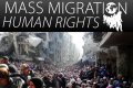 MOOC Mass Migration and Human Rights (© 2014 UNRWA Photo A Morning in Yarmouk)