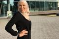 Maryam Lyousoufi, winnaar van de ECHO Award 2016.
