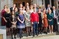 Diploma-uitreiking executive master Organisatie, Cultuur en Management 2017