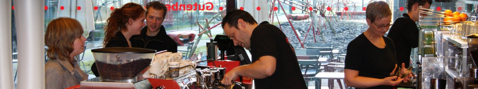 Espressobar Gutenberg
