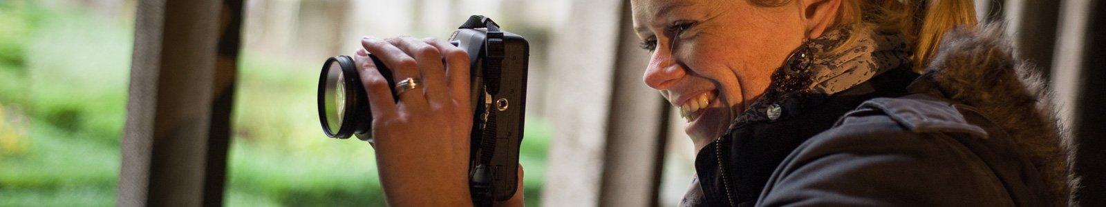 Fotografie en digitale media foto: Jelmer de Haas