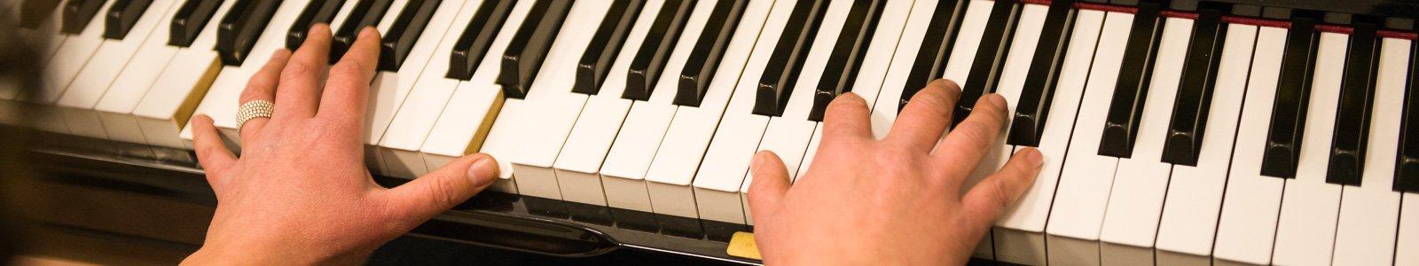 Muziek instrumentaal foto: Jelmer de Haas