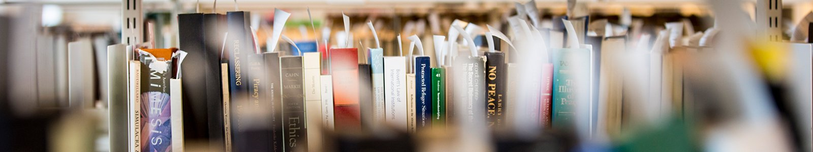 Universiteitsbibliotheek - collecties