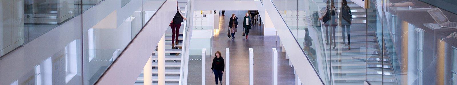 Universiteitsbibliotheek - locatie Binnenstad
