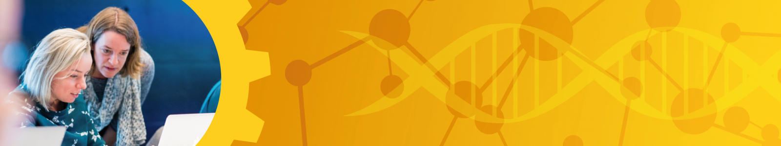 Header image of the homepage of Research Data Management Support at Utrecht University