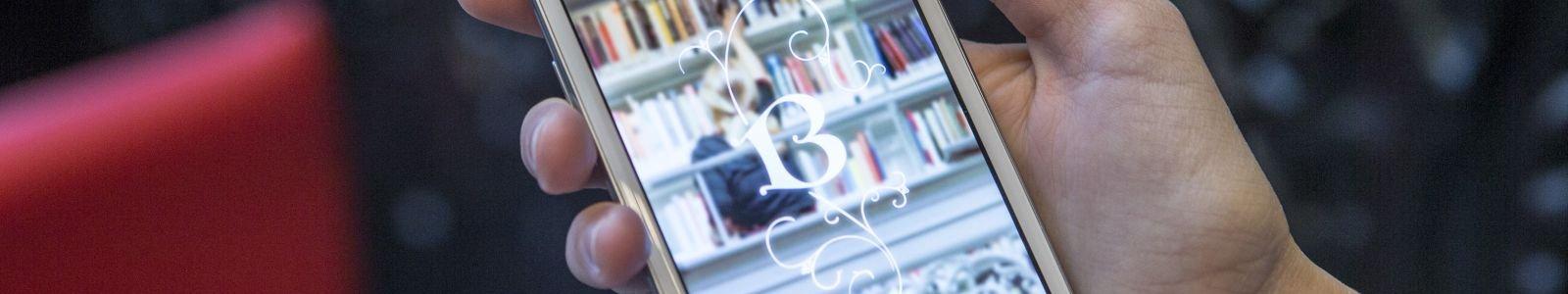 app Librarian Bertine
