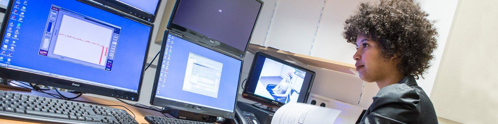 EEG/ERP lab