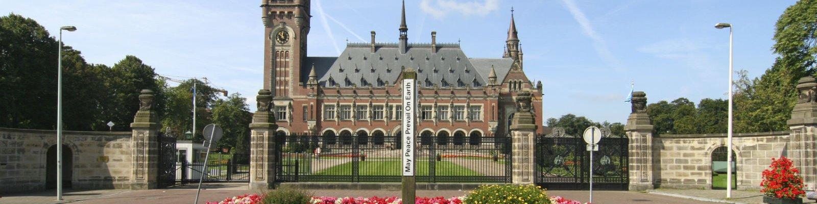 UCILS - Peace Palace, The Hague