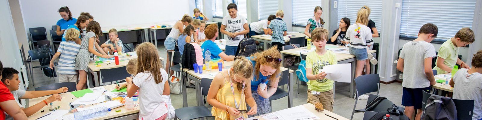 Summerschool Junior 2019